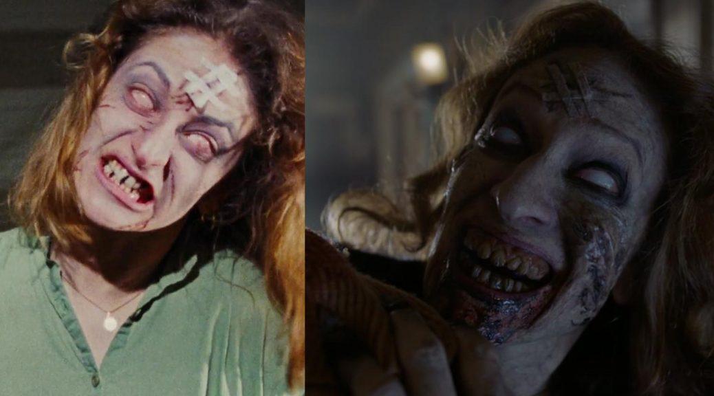 evil dead cheryl 1981 2016