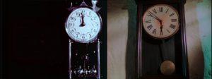 evil dead equinox clocks