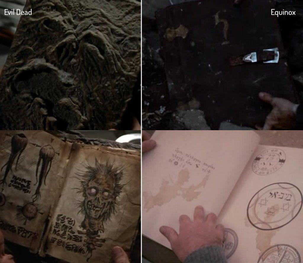 evil dead equinox book